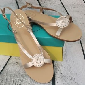 NIB Jack Roger's Mollie sandal